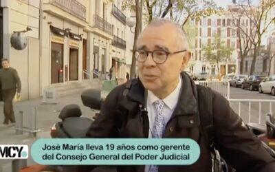 Entrevista en Telemadrid