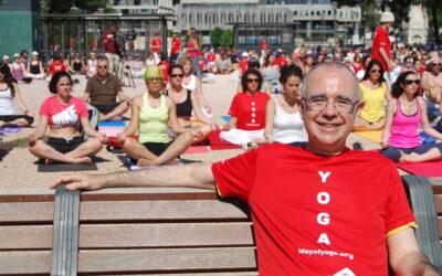 """YOGA EN RED – """"Enseñaría yoga en el Congreso de los Diputados"""""""