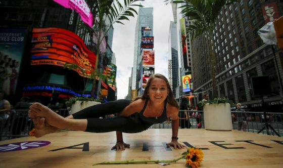 EL PAÍS – De la meditación a la gimnasia